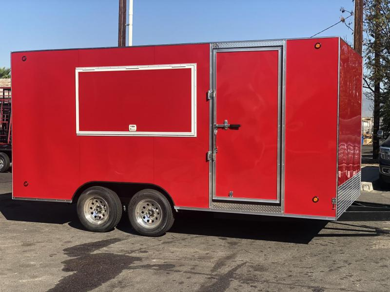 2019 SKY CT 8 1/2 X 16 X 7 Vending / Concession Trailer