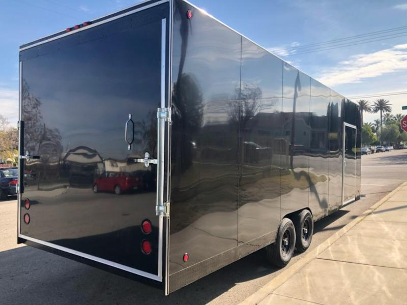 2019 SKY 8.5 X 26 X 7 Enclosed Cargo Trailer