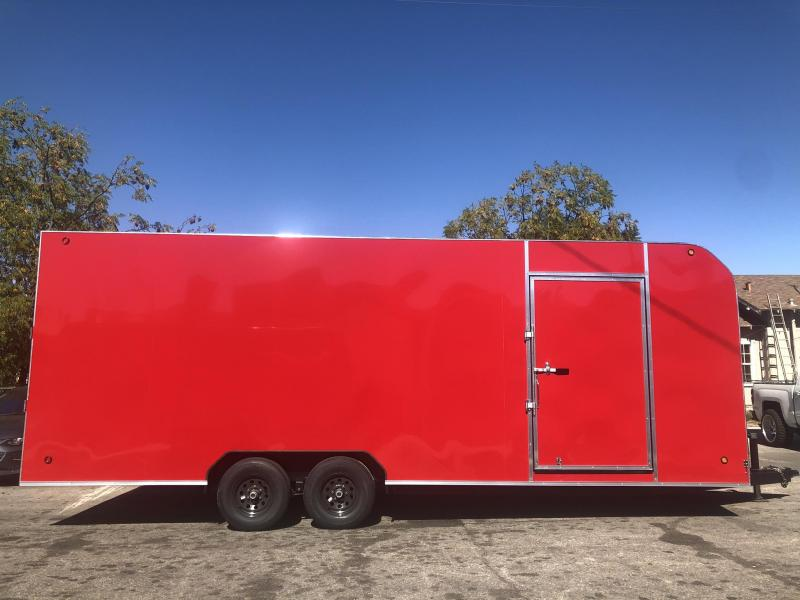 2019 SKY EN 8.5 X 24 X 8 Enclosed Cargo Trailer in Ashburn, VA