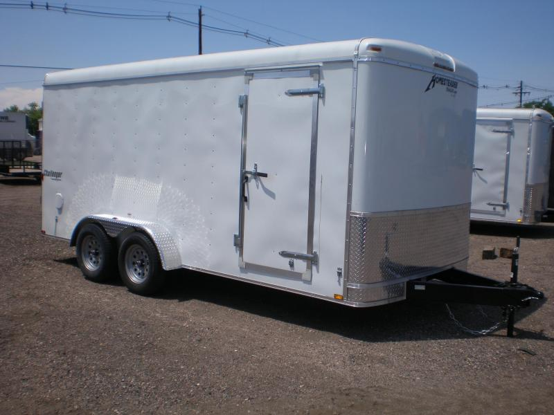 2018 Homesteader 7x16 Enclosed Cargo Trailer