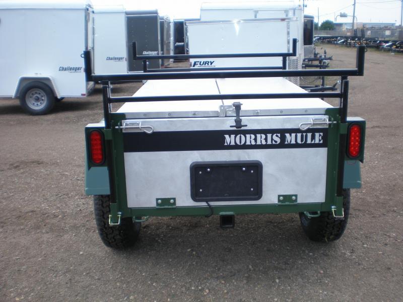 2018 Morris Mule Trail Grade 3x5 - Green