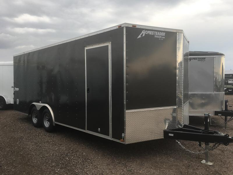 2020 Homesteader 8x20 Car Hauler
