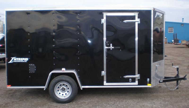 2019 Homesteader 6x12 Enclosed Cargo Trailer - V Nose