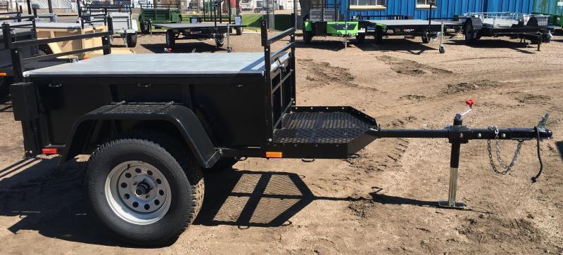 2019 Morris Mule Trail Grade 3x5 - Black