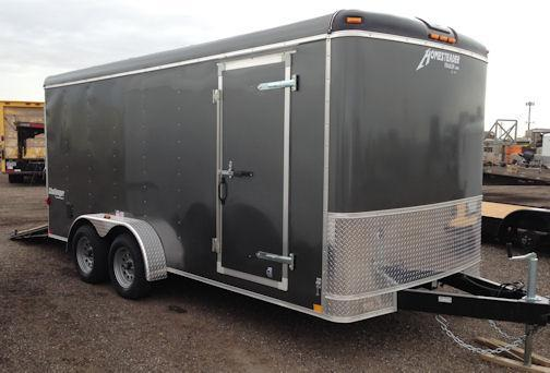 2019 Homesteader 7x16 Enclosed Cargo Trailer W/Ramp Door