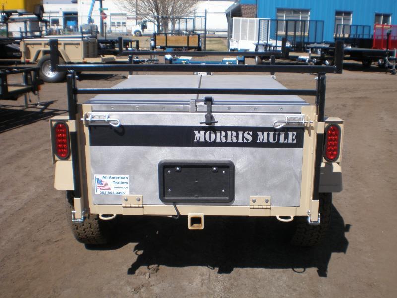 2016 Morris Mule Trail Grade 3x5 - Tan