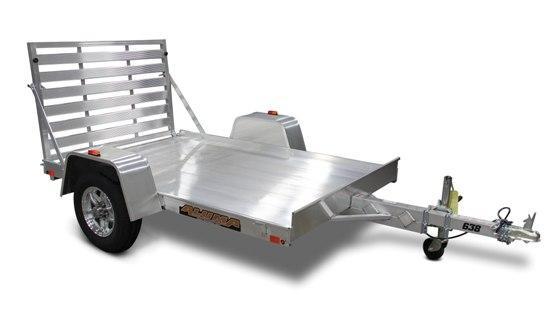 Aluma 63x96 Aluminum Trailer
