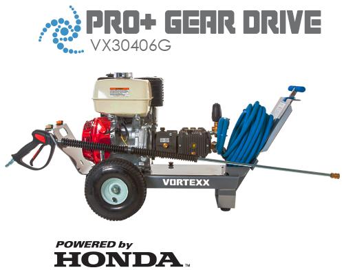2017 Vortexx VX30406G Pressure Washer