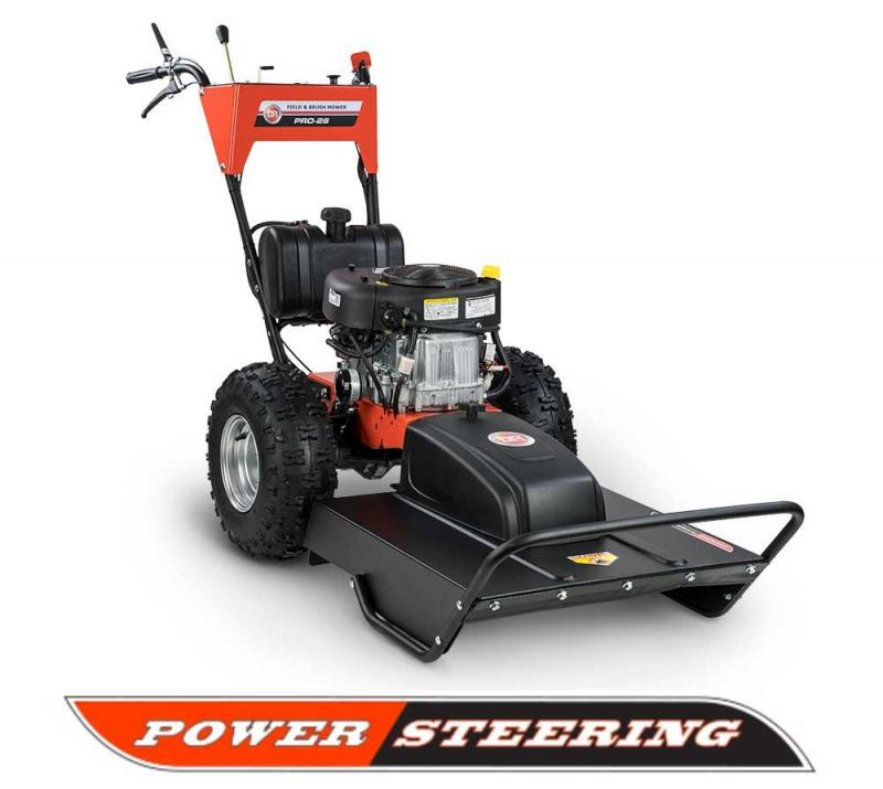 DR Power Equipment Field and Brush Mower PRO-26 14.5 HP Electric-Start