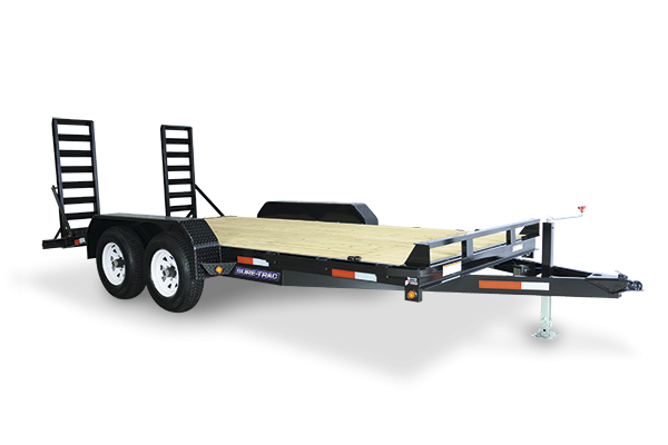 Sure-Trac 81 X 20 14K Implement Equipment Trailer