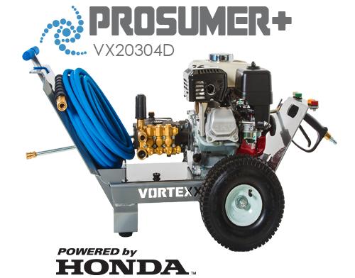 Vortexx VX20304D Pressure Washer