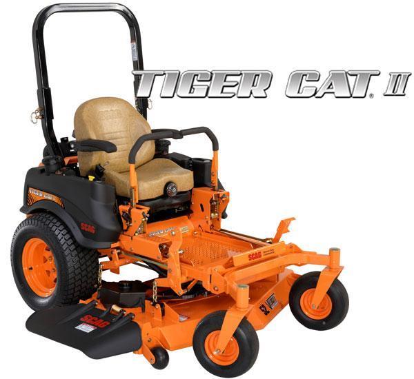 "2017 Scag Power Equipment Tiger Cat 61"" Zero Turn"
