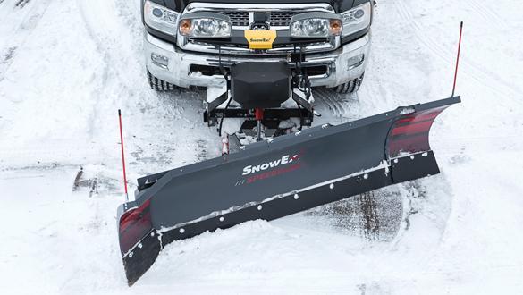 Snow Ex 8600 Speedwing Snow Plow
