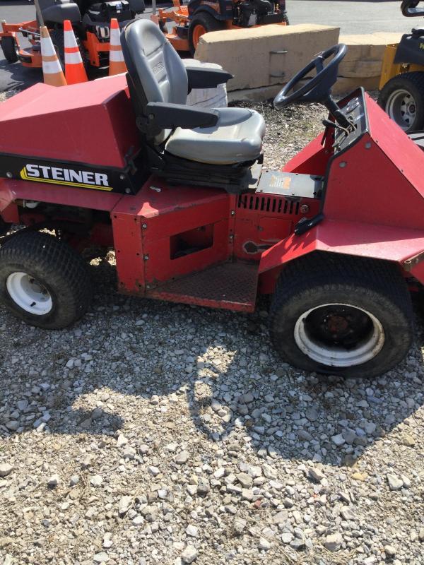 Steiner Lawn Mower
