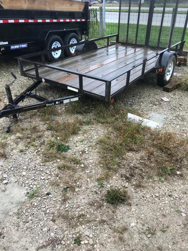 2012 Other 6x12 Single Axle Utility Trailer
