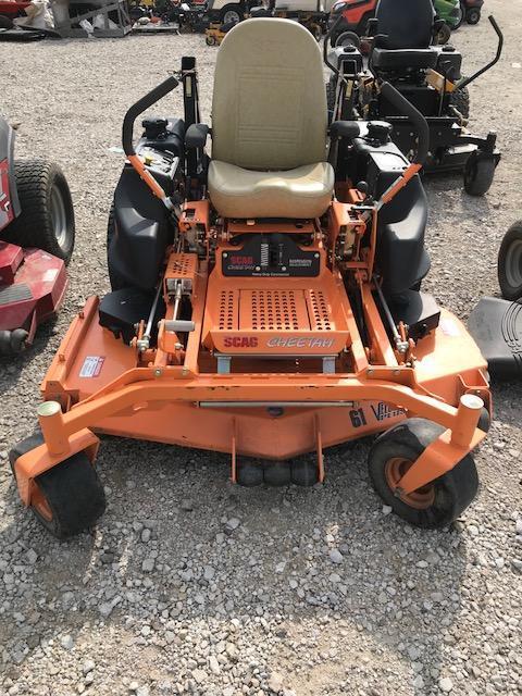 Scag Power Equipment Cheetah 61 Zero Turn