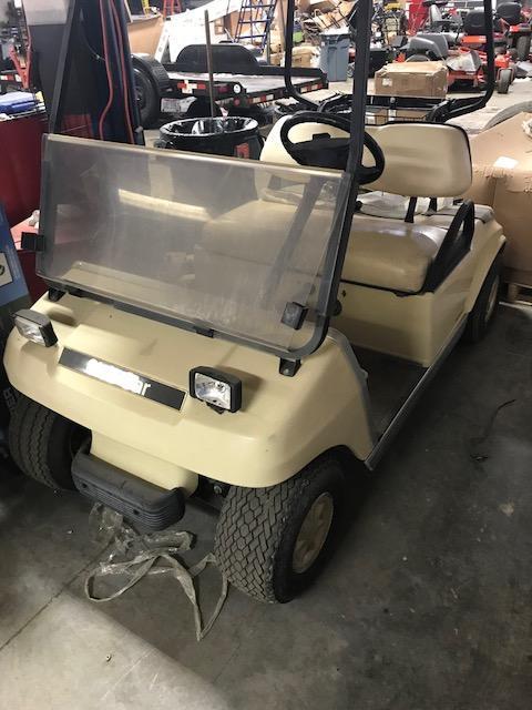 Club Car DS Electric Golf Cart