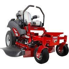 Ferris Fleet Mowers F60Z Zero Turn