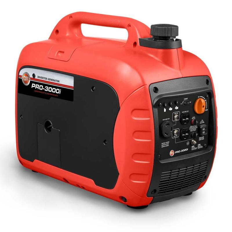 DR Power Equipment Inverter Generator PREMIER-2200i (2200 Watt)
