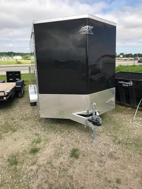 ATC Raven 7 x 16 + 2 Enclosed Cargo Trailer