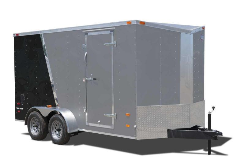 American Hauler Industries NH714TA2 Enclosed Cargo Trailer with XC and Extra Height Ramp Package