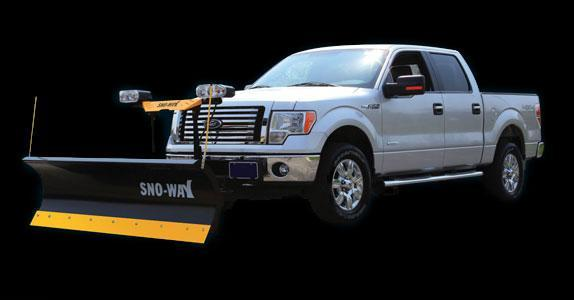 Sno-Way 26 SERIES Snow Plow