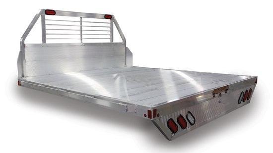 Aluma 96 x 106 Aluminum Flatbed