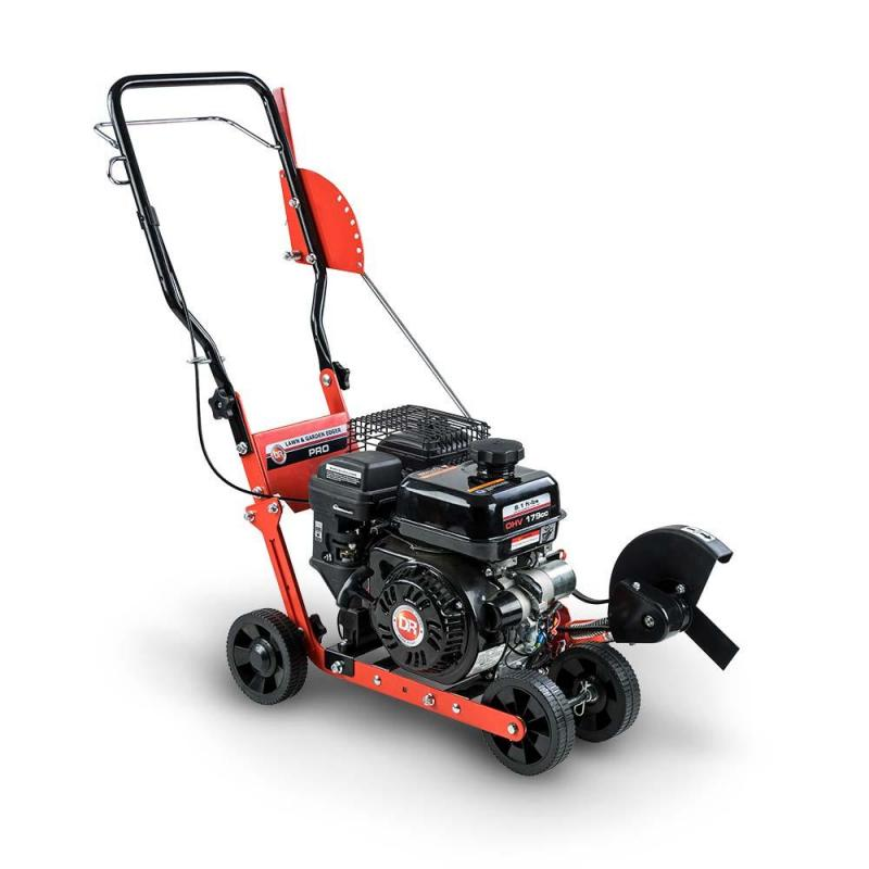 DR Power Equipment PRO Lawn Garden Edger 8.1 FPT PRO Manual Start