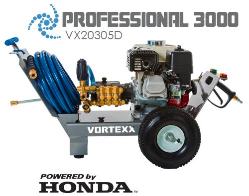 Vortexx VX20305D Pressure Washer