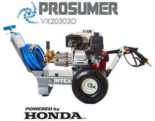 2017 Vortexx VX20303D Pressure Washer