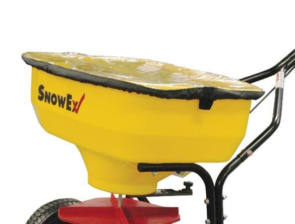 Snow Ex SP 85 Salt Spreader