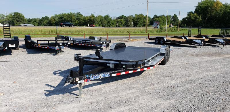"2018 Load Trail 83""X22' Car Hauler Trailer"
