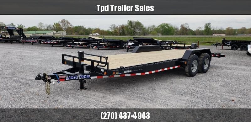 "2019 Load Trail 83""X22' Equipment Trailer"