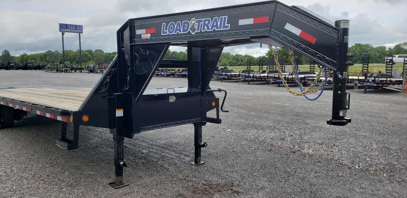 "2019 Load Trail 102""X30' Gooseneck Trailer"