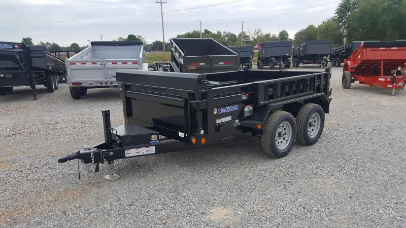 "2018 Load Trail 72""X10' Dump Trailer in Commerce, MO"
