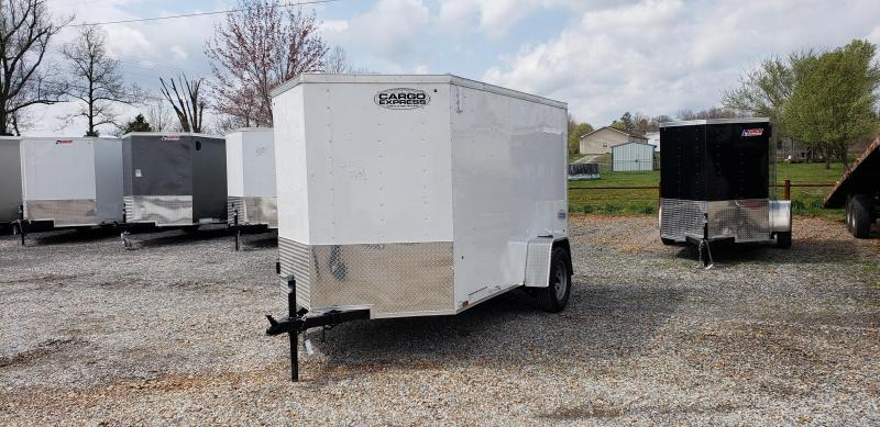2018 Cargo Express 6'X10' Enclosed Trailer
