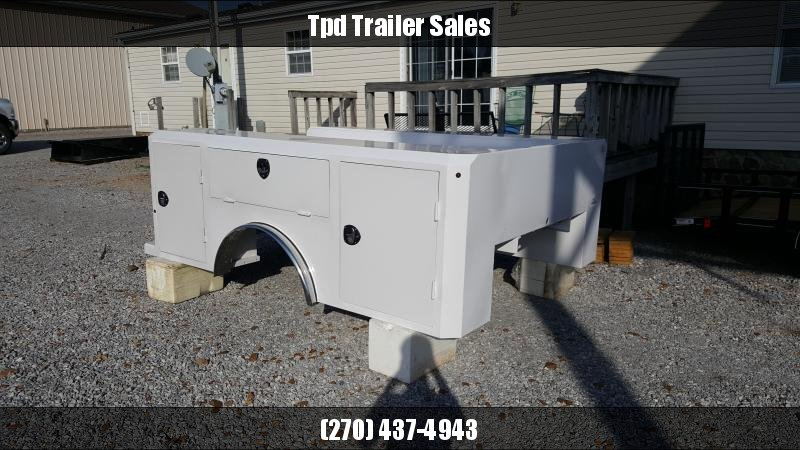"""2018 Norstar SC 9'4""""X90"""" Truck Bed in KY"""