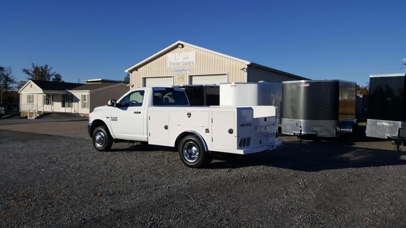 """2018 Norstar SC 9'4""""X90"""" Truck Bed"""