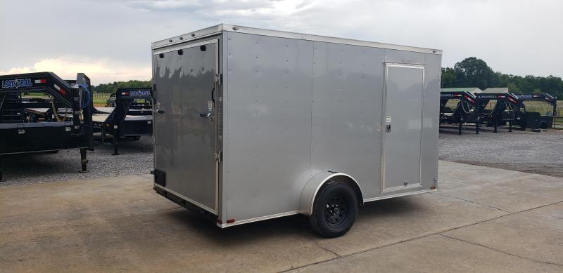 2020 Spartan 7'X12' Enclosed Trailer