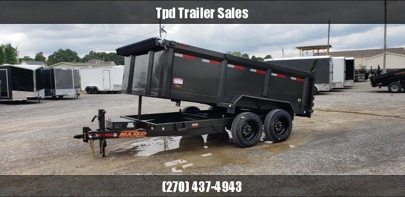 "2019 Maxxd 83""X14' 16K Dump Trailer"