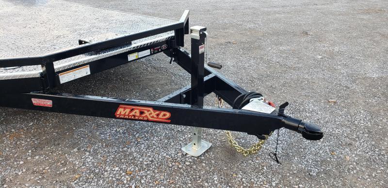 """2019 Maxxd 83""""X22' Car Hauler"""