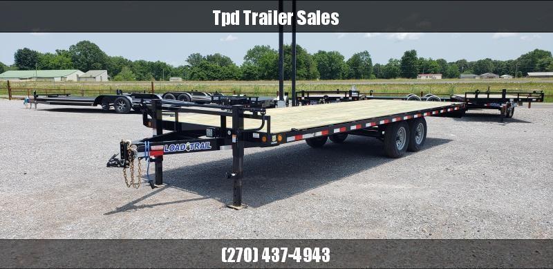 "2020 Load Trail 102""X24' Flatbed Trailer"