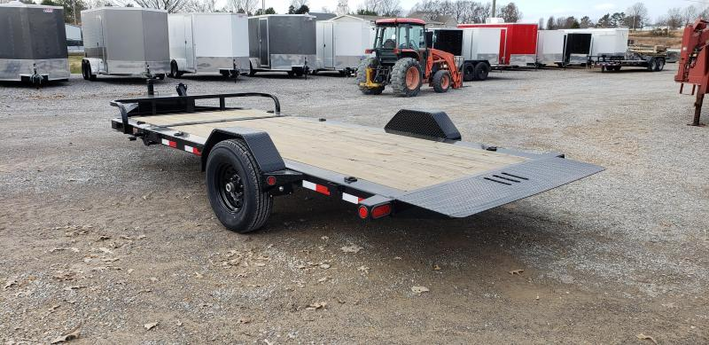 "2019 Load Trail 83""X15' Equipment Trailer"