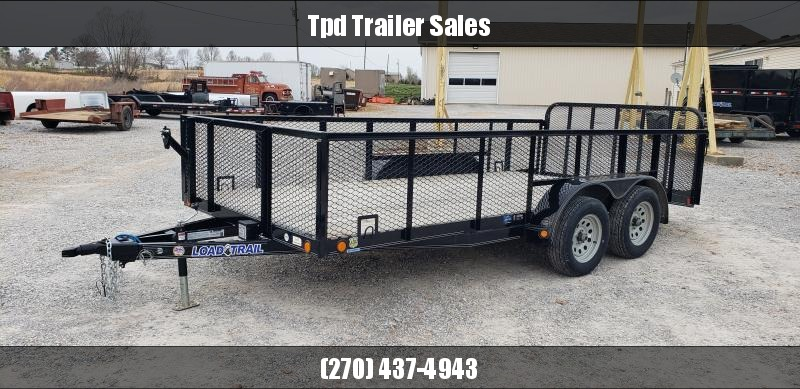 "2018 Load Trail 83""X16' Landscape Trailer in Ashburn, VA"