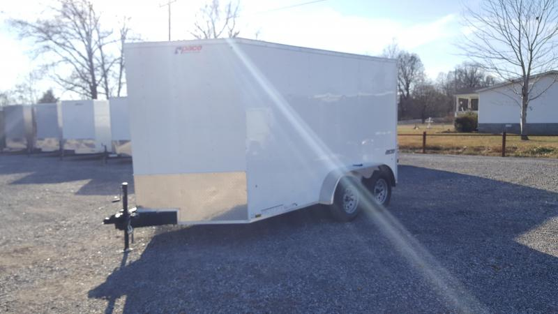 2018 Pace 7'X12' Enclosed Trailer