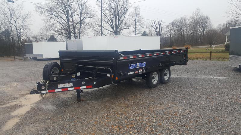 "2017 Load Trail 96""X16' Dump Trailer"