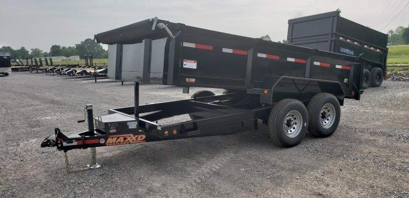 "2018 Maxxd 83""X14' Dump Trailer in Brownwood, MO"