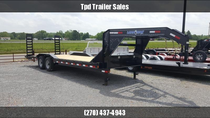 "2018 Load Trail 102""X24' Gooseneck Trailer in Ashburn, VA"