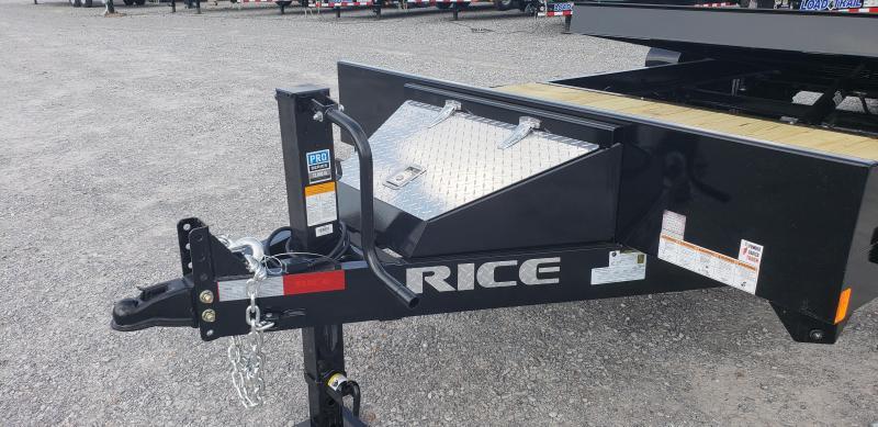 """2019 Rice 82""""X20' Tilt Trailer"""