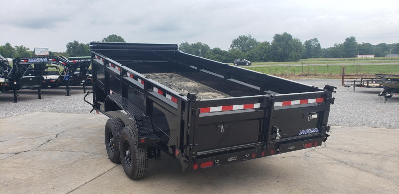 "2019 Load Trail 83""X16' Gooseneck Dump Trailer"